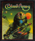 Blood Money Atari ST Front Cover