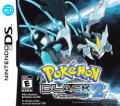 Pokémon Black Version 2 Nintendo DS Front Cover