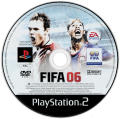 FIFA Soccer 06 PlayStation 2 Media