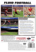 FIFA Soccer 2005 PlayStation 2 Back Cover