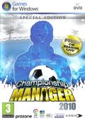 Championship Manager 2010 (Special Edition) Windows Front Cover