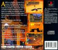Disney's Aladdin in Nasira's Revenge PlayStation Back Cover