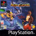 Disney's The Emperor's New Groove PlayStation Front Cover