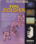 Time Soldiers Atari ST Back Cover