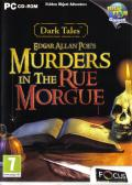 Dark Tales: Edgar Allan Poe's Murders in the Rue Morgue Windows Front Cover