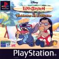 Disney's Lilo & Stitch: Trouble in Paradise PlayStation Front Cover