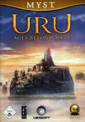 Myst Uru Complete Chronicles Windows Other Keep case front
