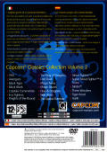 Capcom Classics Collection: Volume 2 PlayStation 2 Back Cover