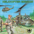 Helicopter Mission Amiga Front Cover