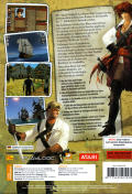 Age of Pirates: Caribbean Tales Windows Back Cover