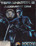 Terminator 2: Judgment Day Atari ST Front Cover