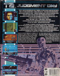 Terminator 2: Judgment Day Atari ST Back Cover