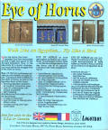 Eye of Horus Atari ST Back Cover