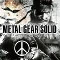 Metal Gear Solid: Peace Walker PlayStation 3 Front Cover