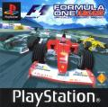 Formula One Arcade PlayStation Front Cover