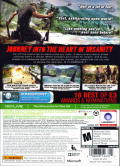 Far Cry 3 Xbox 360 Back Cover