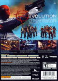 Brink Xbox 360 Back Cover