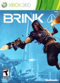 Brink Xbox 360 Front Cover