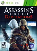 Assassin's Creed: Revelations Xbox 360 Front Cover