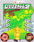 Football Manager II: Expansion Kit Atari ST Front Cover