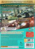 DiRT 3: Complete Edition Xbox 360 Back Cover