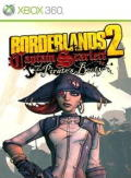 Borderlands 2: Captain Scarlett and Her Pirate's Booty Xbox 360 Front Cover