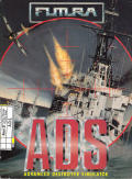 Advanced Destroyer Simulator Atari ST Front Cover