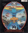 Flames of Freedom Atari ST Front Cover