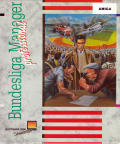 Bundesliga Manager Professional Amiga Front Cover