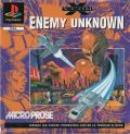 X-COM: UFO Defense PlayStation Front Cover