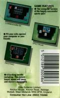 A Question of Sport Commodore 64 Back Cover