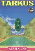 Tarkus and the Crystal of Fear Atari 8-bit Front Cover