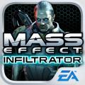 Mass Effect Infiltrator Android Front Cover
