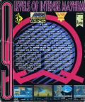 Midnight Resistance Commodore 64 Back Cover