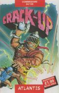 Crack-Up Commodore 64 Front Cover