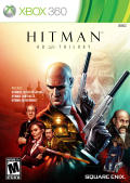 Hitman HD Trilogy Xbox 360 Front Cover