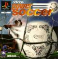 adidas Power Soccer PlayStation Front Cover