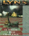 The Fidelity Ultimate Chess Challenge Lynx Front Cover