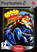 Crash of the Titans PlayStation 2 Front Cover