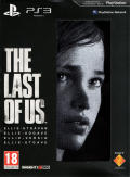 The Last of Us (Ellie Edition) PlayStation 3 Front Cover