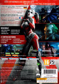 Batman: Arkham City - Game of the Year Edition Windows Back Cover