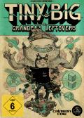 Tiny and Big: Grandpa's Leftovers Linux Front Cover
