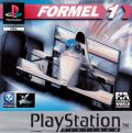 Formula 1 PlayStation Front Cover