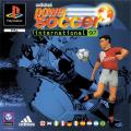 adidas Power Soccer International '97 PlayStation Front Cover