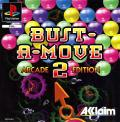 Bust-A-Move 2: Arcade Edition PlayStation Front Cover