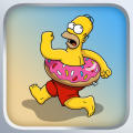 The Simpsons: Tapped Out iPad Front Cover v4.3.0