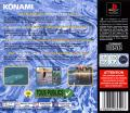 Fisherman's Bait: A Bass Challenge PlayStation Back Cover