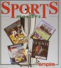 Sports Masters DOS Front Cover