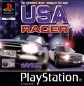 US Racer PlayStation Front Cover