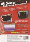 Atari: 80 Classic Games in One! PlayStation 2 Back Cover